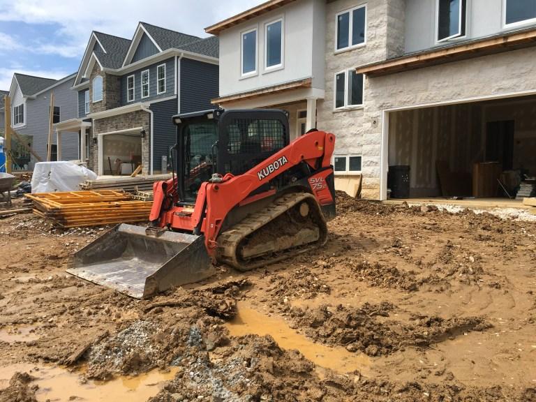 Columbus excavating ccompany