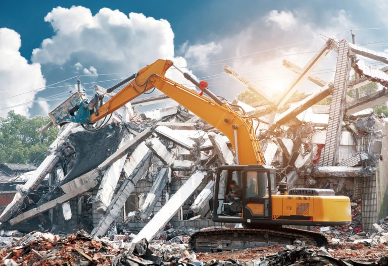 Demolition contactor columbus