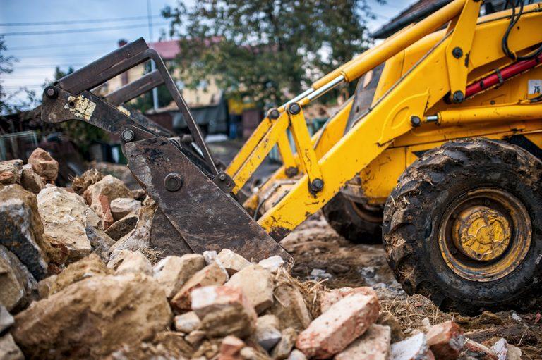 excavation contractors Columbus